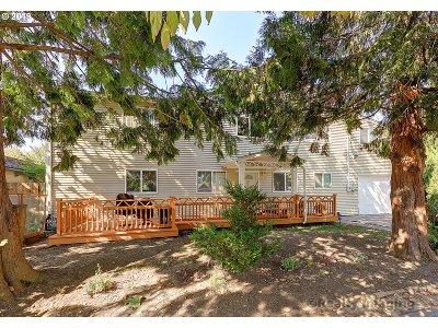 Portland Multi Family Home For Sale: 5109 SE 46th Ave