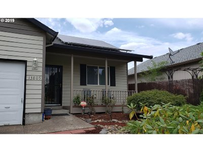 Portland Single Family Home For Sale: 13805 SE Mall St