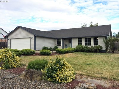 Sutherlin Single Family Home For Sale: 620 Dovetail Ln