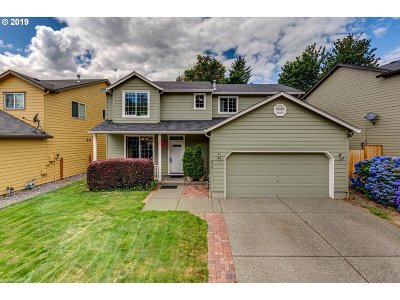 Washougal Single Family Home For Sale: 875 Sunset Ridge Dr