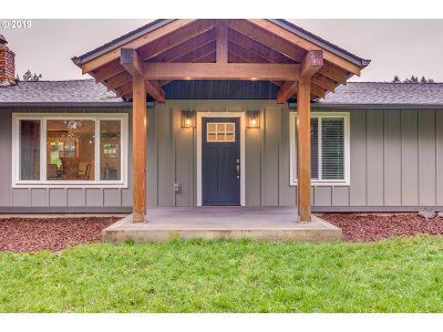 Multnomah County, Clackamas County, Washington County, Clark County, Cowlitz County Single Family Home For Sale: 20560 S Indigo Ave