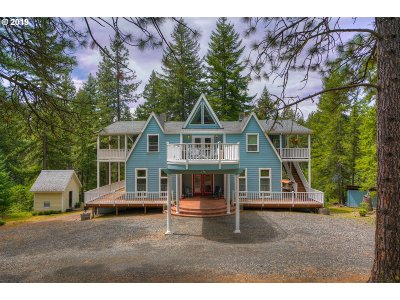 Goldendale Single Family Home For Sale: 409 Hunter Rd