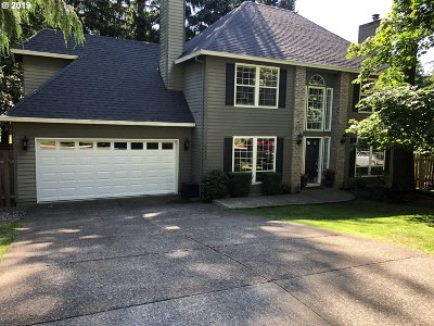 Portland Single Family Home For Sale: 11108 SW 37th Ave