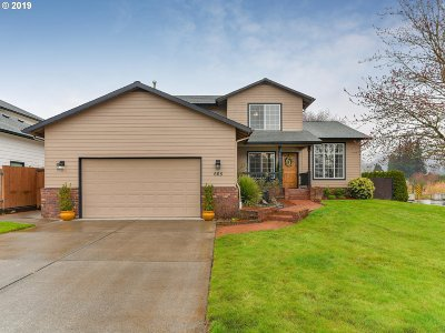 Cowlitz County Single Family Home For Sale: 665 Embassy Loop