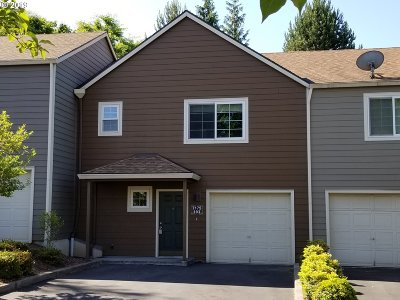 Washington County Condo/Townhouse For Sale: 7175 SW Sagert St #103