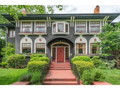 Portland Condo/Townhouse For Sale: 1731 NE 25th Ave #4
