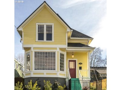 Condo/Townhouse For Sale: 2216 NE 15th Ave #Upper