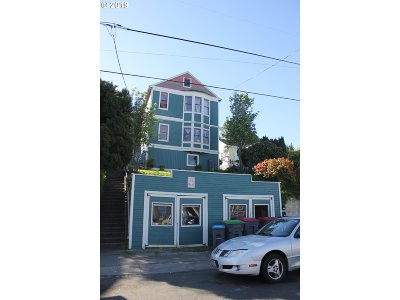 Astoria Multi Family Home For Sale: 233 Alameda Ave