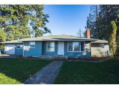 Keizer Single Family Home For Sale: 2230 Chemawa Rd NE