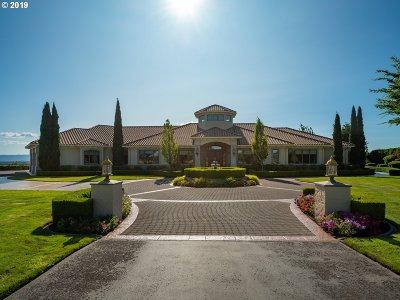 Ridgefield Single Family Home For Sale: 6200 NW 202nd Cir