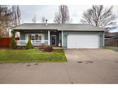 Eugene Single Family Home For Sale: 2431 Primrose St