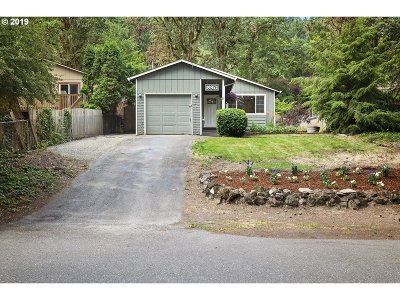 West Linn Single Family Home For Sale: 19871 View Dr