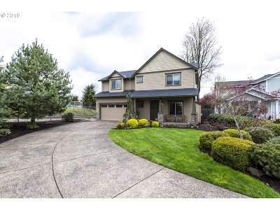 Sherwood Single Family Home For Sale: 22496 SW Saunders Dr