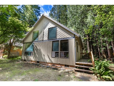 Clackamas County Single Family Home For Sale: 65096 E Lupine Dr