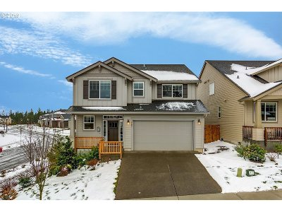Camas Single Family Home For Sale: 3707 NE Sitka Dr