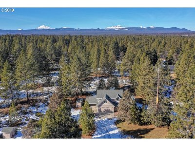 Bend Single Family Home For Sale: 19775 Buck Canyon Rd