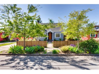 Portland OR Single Family Home Pending: $349,000