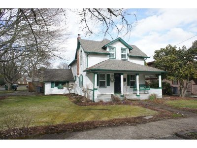 McMinnville Single Family Home For Sale: 341 NW 11th St