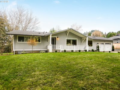 Camas Single Family Home For Sale: 1315 NW Maple Ln
