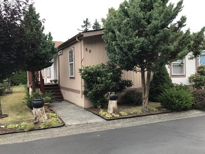 Portland Single Family Home For Sale: 16000 SE Powell Blvd #50