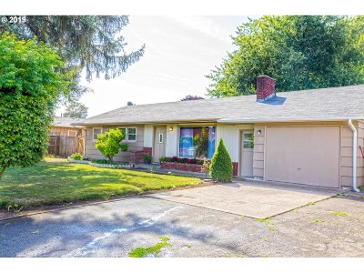 Eugene Single Family Home For Sale: 148 Rosewood Ave