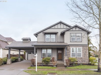 Wilsonville Single Family Home For Sale: 11759 SW Normandy Ln