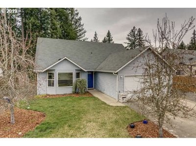Washougal Single Family Home For Sale: 1319 J St