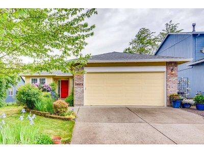 Beaverton Single Family Home For Sale: 20873 SW Eggert Way