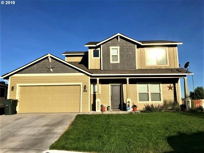 Umatilla County Single Family Home For Sale: 2122 NW Dawn Dr