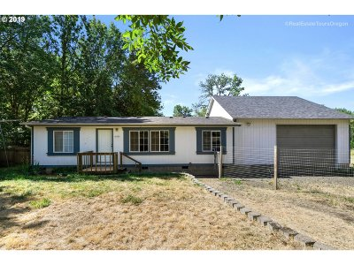 Molalla Single Family Home For Sale: 10424 S Comer Creek Dr