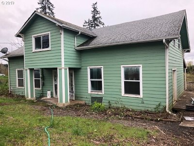 Single Family Home For Sale: 29860 S Hult Rd