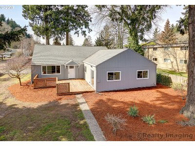 Single Family Home For Sale: 2645 SE 111th Ave