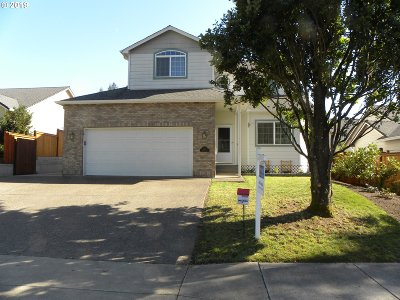 Springfield Single Family Home For Sale: 3341 Parker Ln