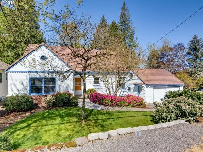 Single Family Home For Sale: 11531 SW Lesser Rd