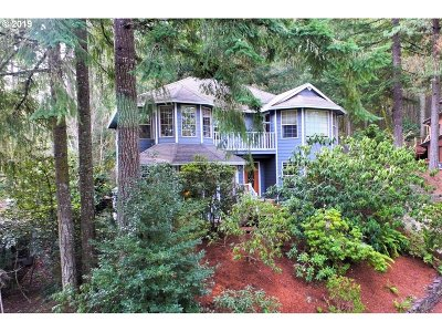 Eugene Single Family Home For Sale: 50 Ridgeline Dr