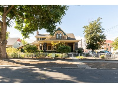 Pendleton Single Family Home For Sale: 602 SE Byers Ave