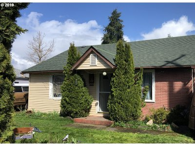 Springfield Single Family Home For Sale: 233 S 51st St