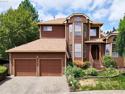 Beaverton Single Family Home For Sale: 8435 SW Halter Ter