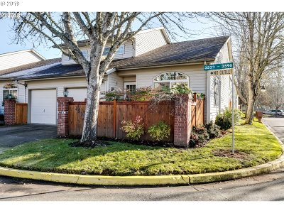 Eugene Single Family Home For Sale: 3596 Westleigh St
