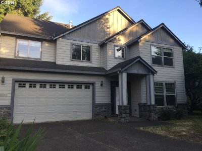 Tualatin Single Family Home For Sale: 22781 SW Cowlitz Dr