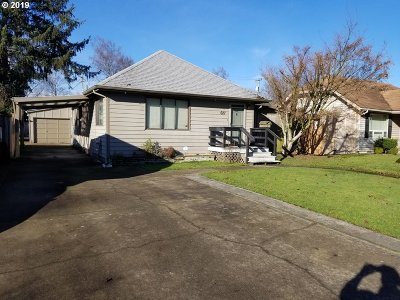 Cowlitz County Single Family Home For Sale: 627 17th Ave