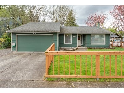 Single Family Home For Sale: 16914 SE Pine St