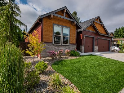 Vancouver Single Family Home For Sale: 2001 NW 116th Cir