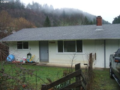 Single Family Home Pending: 88213 Chestnut St