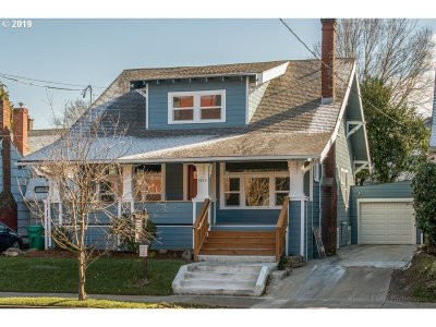 Portland Single Family Home For Sale: 1912 NE 33rd Ave