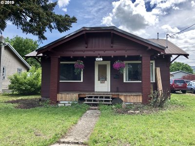 Single Family Home For Sale: 1010 Y Ave