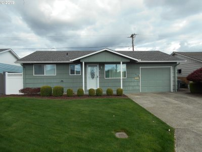 Woodburn Single Family Home For Sale: 1954 Umpqua Rd