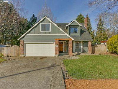 Gresham Single Family Home For Sale: 1485 SE Barnes Rd