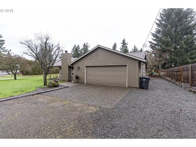 Oregon City Single Family Home For Sale: 15641 S Lammer Rd