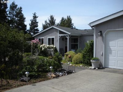 Florence Single Family Home Pending: 821 Wecoma Loop